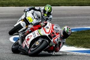 """MotoGP Indianapolis: Danilo Petrucci """"Ottima gara, bello partire davanti, come a scuola quando sei ai primi banchi"""""""