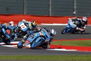 Moto3 Silverstone: Prima pole in carriera per Jorge Navarro