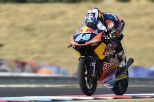 Moto3 Brno, Warm Up: Oliveira al Top, Antonelli è quarto
