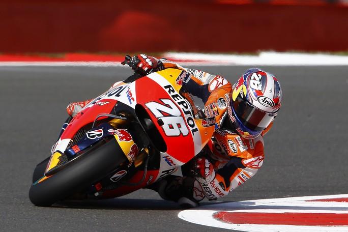 """MotoGP Silverstone: Dani Pedrosa, """"Abbiamo fatto un buon lavoro"""""""