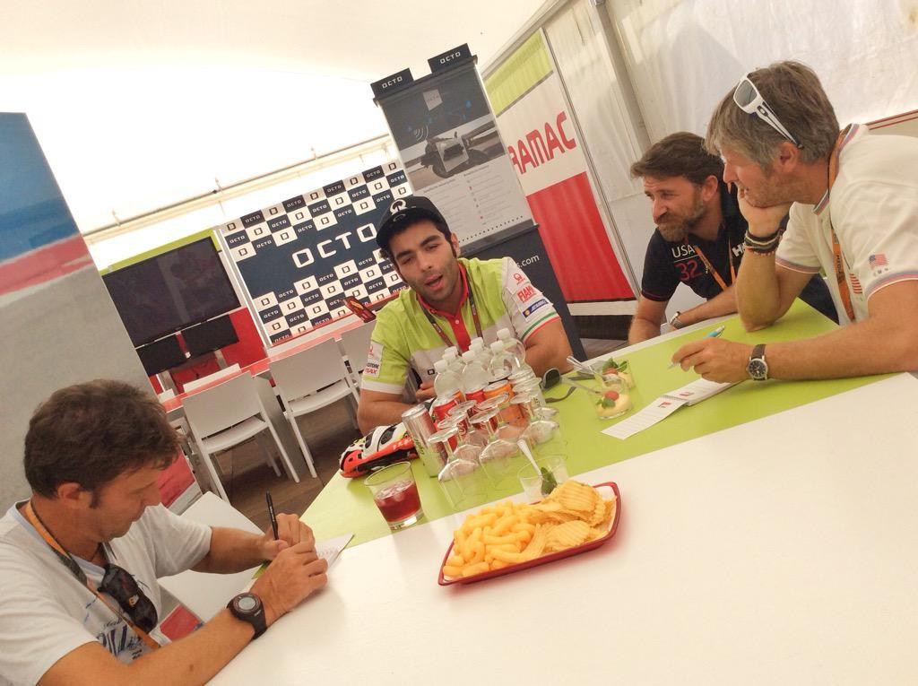 """MotoGP Brno: Danilo Petrucci, """"L'obiettivo è rimanere in Pramac"""""""