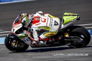 """MotoGP Indianapolis: Danilo Petrucci, """"Bellissimo essere il primo pilota Ducati in griglia"""""""