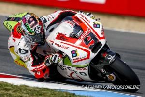 """MotoGP Brno: Danilo Petrucci, """"Alla fine la fortuna aiuta gli audaci"""""""