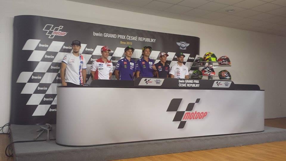 """MotoGP: Valentino Rossi, """"Qui a Brno sarà molto importante arrivare davanti a Lorenzo"""""""