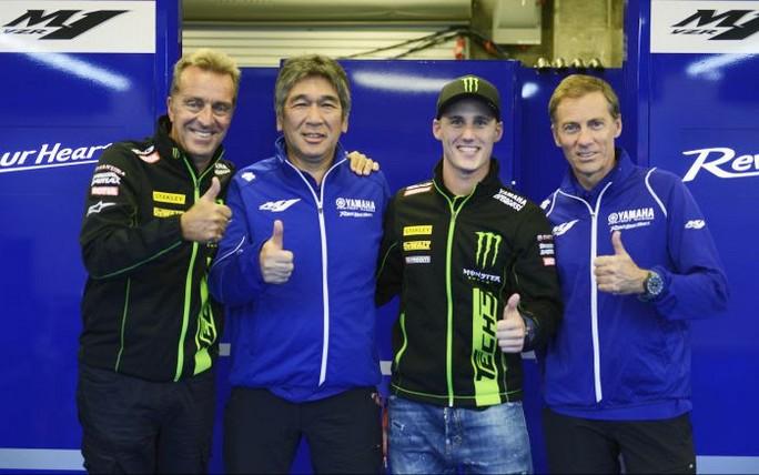 MotoGP: Pol Espargarò rinnova con la Yamaha