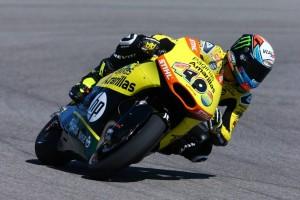 Moto2 Indianapolis, Prove Libere 3: Rins beffa Morbidelli