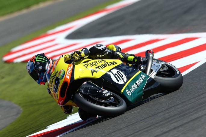 Moto2 Silverstone, Prove Libere 3: Rins al Top, bene Marquez, 2° davanti a Rabat