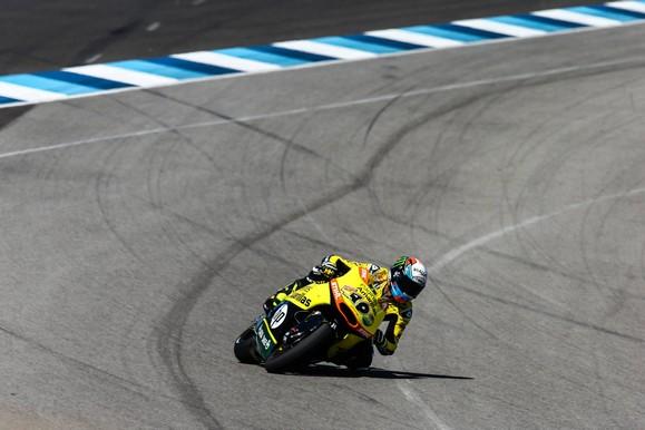 Moto2 Indianapolis: Pole position per Alex Rins, Morbidelli in terza fila
