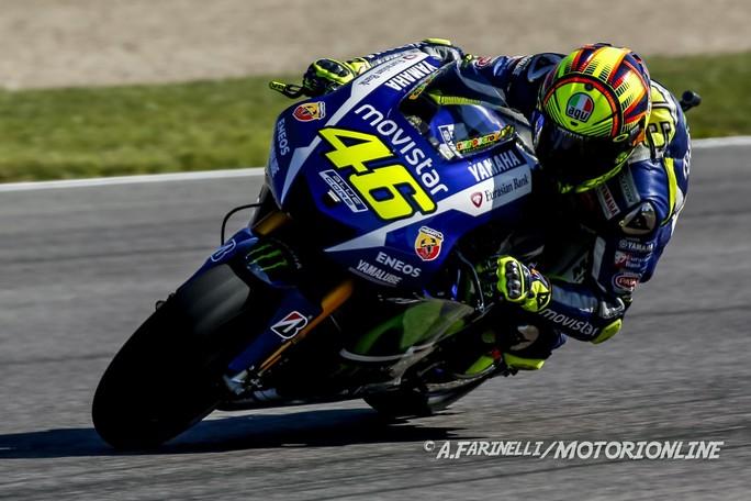 """MotoGP Indianapolis: Valentino Rossi, """"Sarà dura lottare per il podio"""""""