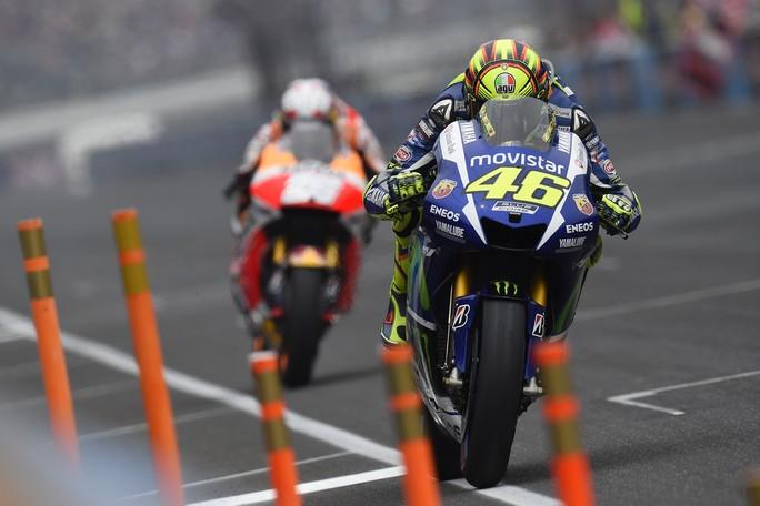 """MotoGP Indianapolis: Valentino Rossi, """"Podio importante, ma devo migliorare in qualifica"""""""