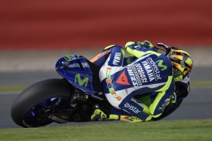 MotoGP Silverstone, Warm Up: Sul bagnato Rossi davanti a Petrucci e Marquez