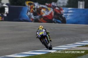 """MotoGP: Valentino Rossi, """"Brno mi piace molto, l'obiettivo è non perdere altri punti"""""""