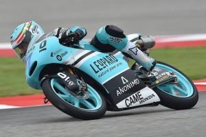 Moto3 Indianapolis: Vazquez fa suo il warm up, bene Antonelli e Bastianini