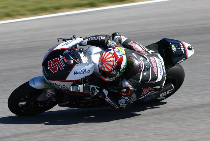 Moto2 Brno, Prove Libere 1: Zarco comanda davanti a Folger e Corsi