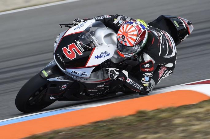 Moto2 Silverstone, Prove Libere 1: Zarco è il più veloce, ottimo quinto Lorenzo Baldassarri