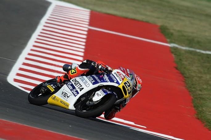 Moto3 Misano: 4° piazza in qualifica per Niccolò Antonelli nella gara di casa