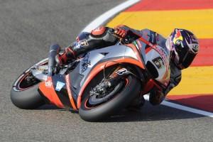 MotoGP Aragon: 17° e 21° crono per Bradl e Bautista