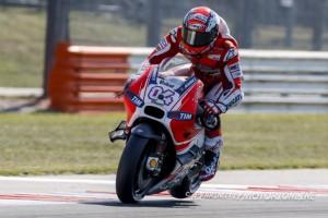 MotoGP Misano: delusione per Andrea Dovizioso solo 8°