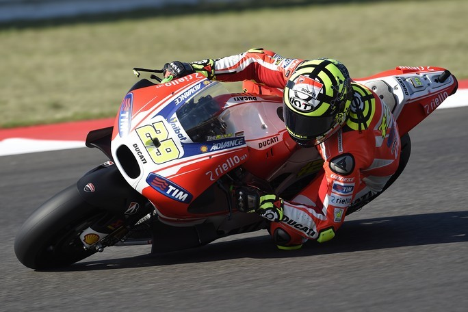 MotoGP Misano: Iannone deluso dalla sua qualifica, 7°