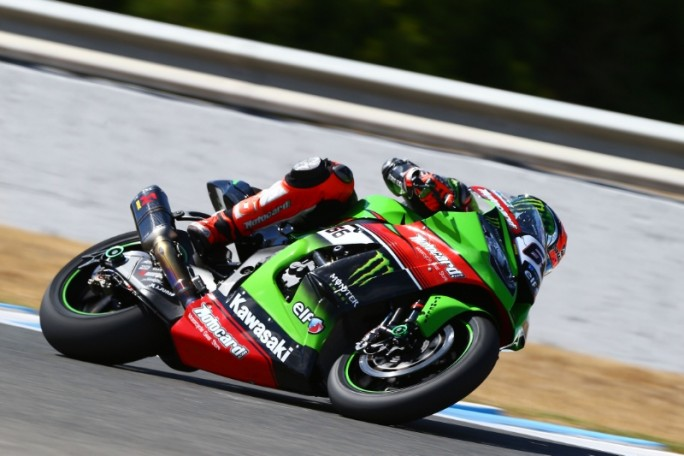Superbike: A Jerez Sykes conquista Gara 1 e Rea il titolo