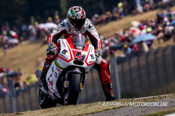 MotoGP Misano: Danilo Petrucci si racconta tra Silverstone, stagione in corso ed aspettative per il 2016