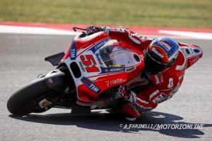 MotoGP Misano: il collaudatore Michele Pirro 5° davanti agli ufficiali Ducati