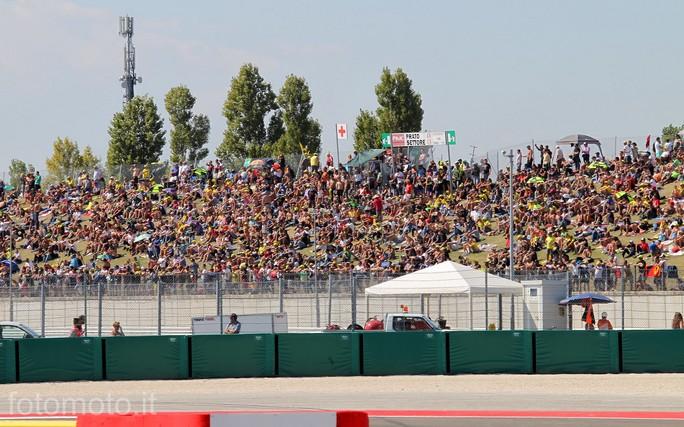 MotoGP Misano: Autodromo Sold Out per il Gran Premio, seguite l'evento su Motograndprix