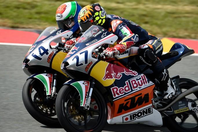 MotoGP Red Bull Rookies Cup: gli italiani della Red Bull Rookies Cup fanno il punto sul Campionato