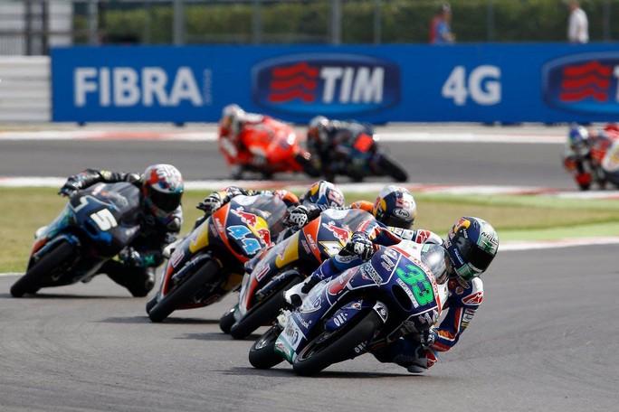 Moto3 Aragon, Prove Libere 1: Bastianini è il più veloce