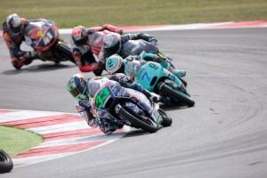 Moto3 Aragon: Bastianini fa sue anche le seconde libere