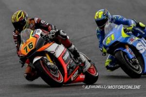 """MotoGP Misano: Loris Baz, """"Che giornata spettacolare!"""""""