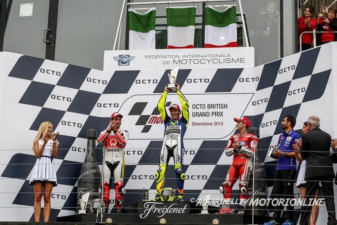 MotoGP: Bridgestone, a Silverstone la prima gara bagnata dal GP di Francia 2013