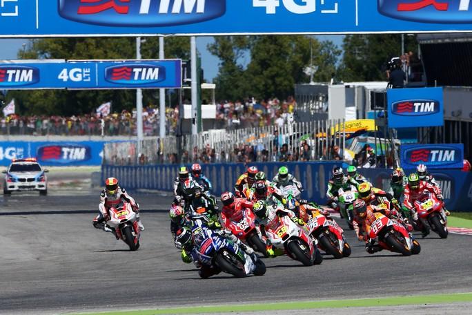 """MotoGP: Il nuovo asfalto di Misano """"aspetta"""" la Bridgestone"""