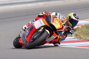 Moto2 Misano, Prove Libere 1: Miglior tempo per Simone Corsi
