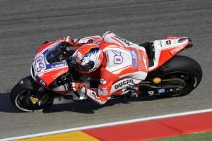 """MotoGP Aragon: Andrea Dovizioso, """"L'elettronica ci ha rallentato"""""""