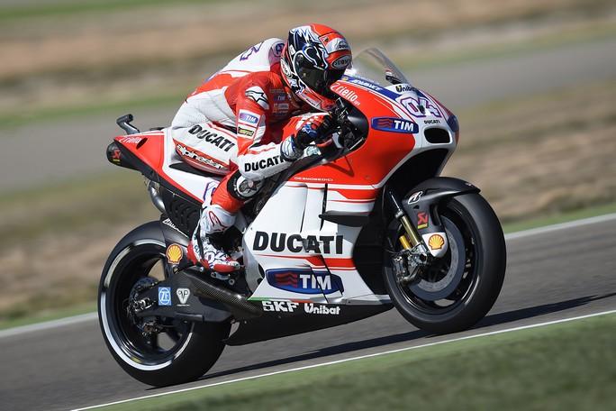 """MotoGP Aragon: Andrea Dovizioso, """"E' un vero peccato partire così indietro"""""""