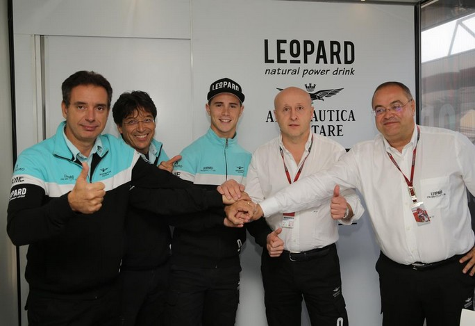 Danny Kent in Moto2 con Leopard Racing