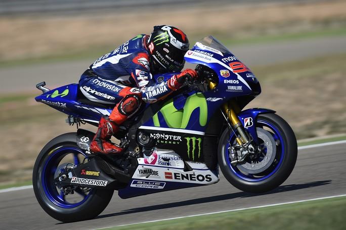 """MotoGP Aragon: Jorge Lorenzo, """"Siamo competitivi anche ad Aragon"""""""