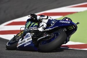 MotoGP Misano, Prove Libere 4: Lorenzo guida la pattuglia spagnola davanti a Dovizioso e Rossi