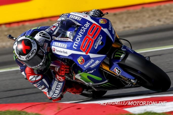 """MotoGP: Jorge Lorenzo, """"Misano circuito speciale per me e per la Yamaha"""""""