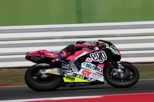 Moto2 Misano Warm Up: Lowes davanti a Rabat