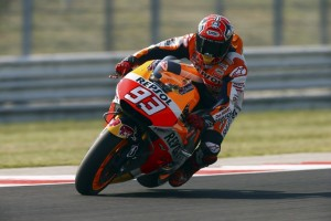 """MotoGP: Marc Marquez, """"Penso che sia stata una giornata molto positiva"""""""