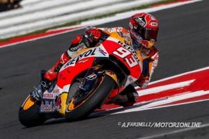 "MotoGP: Marc Marquez, ""A Misano per dimenticare Silverstone"""