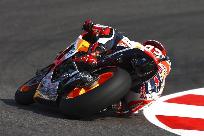 """MotoGP Misano: Marc Marquez, """"Sarà una gara difficile, Jorge, Valentino e Dani hanno un gran passo"""""""