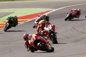 """MotoGP Aragon: Marc Marquez, """"Mi scuso con squadra e tifosi"""""""
