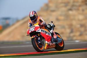 """MotoGP Aragon: Dani Pedrosa, """"Piccoli problemi ci hanno rallentato"""""""