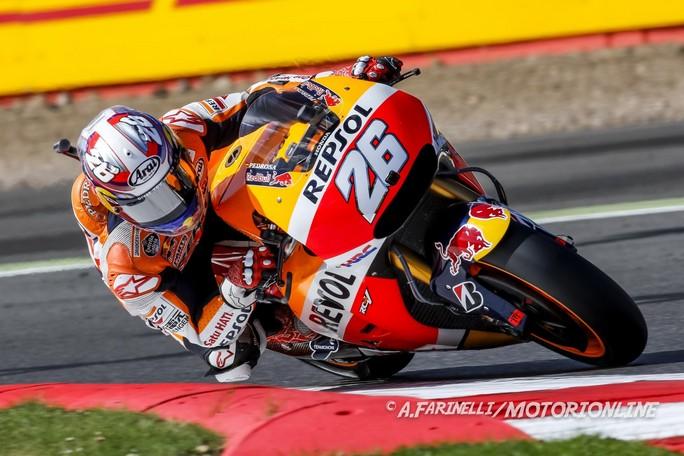 """MotoGP: Dani Pedrosa, """"Misano è un posto speciale, c'è sempre una grande atmosfera"""""""