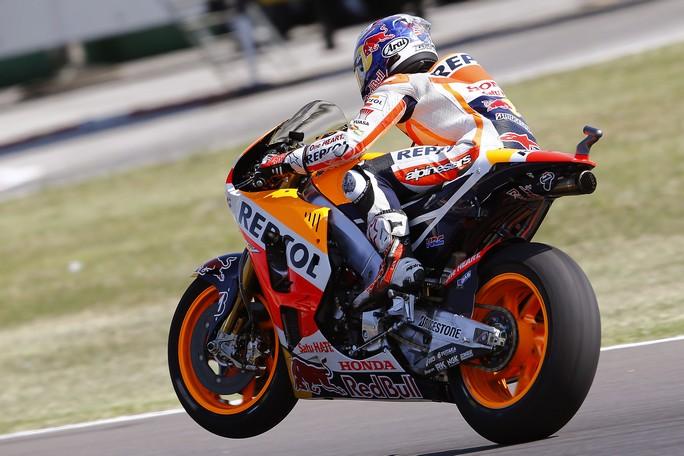 """MotoGP Misano: Dani Pedrosa, """"Qualifica strana, servirà una buona partenza"""""""
