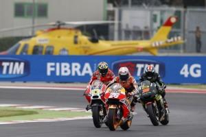 """MotoGP Misano: Dani Pedrosa, """"Oggi è stata una gara molto dura"""""""