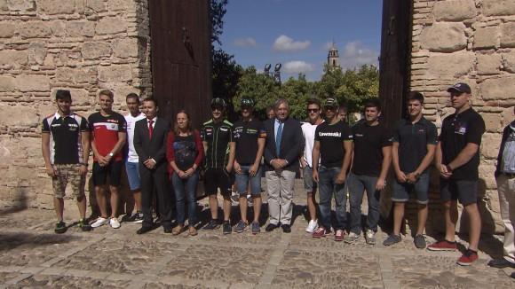 Superbike: I piloti vanno a lezione di storia a Jerez